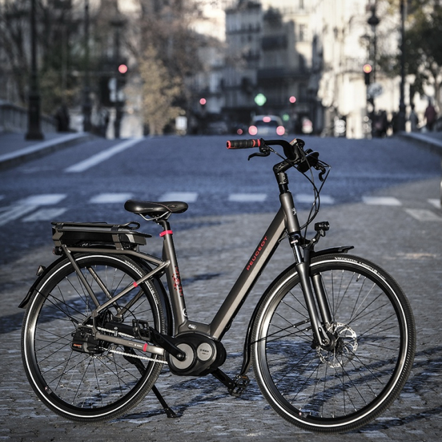 Electric city bike Peugeot eUrban
