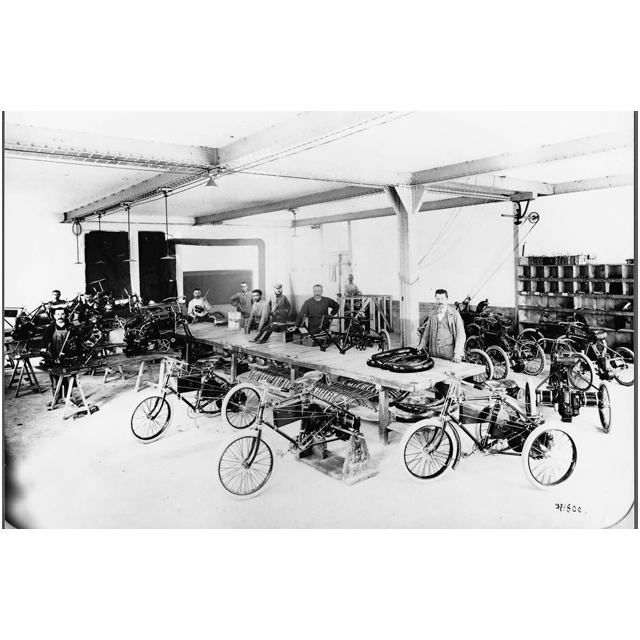 PEUGEOT Romilly factory