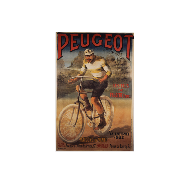 History - Peugeot Cycles