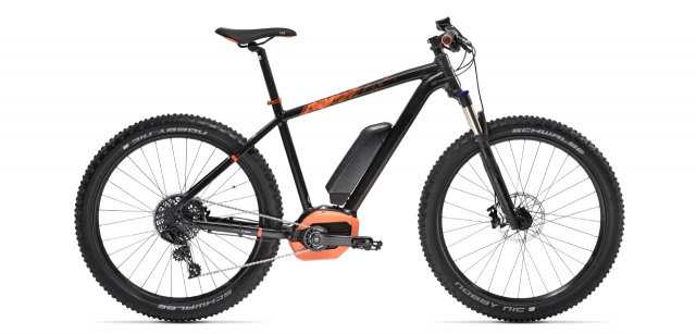 Electric mountain bike Peugeot eM02 27,5 NX11