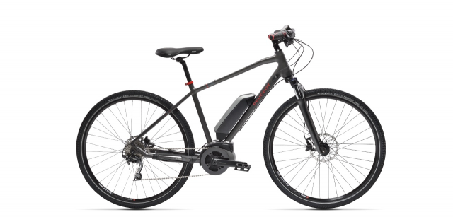 Electric trekking bike Peugeot eT01
