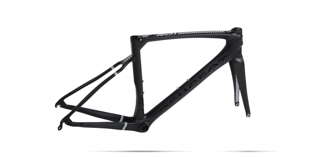 Road bike custom frame Peugeot R01