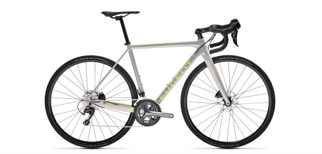 Road bike R02 Aluminium Tiagra 2017