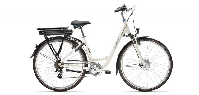 Electric city bike Peugeot eC03 D7 14 Ah