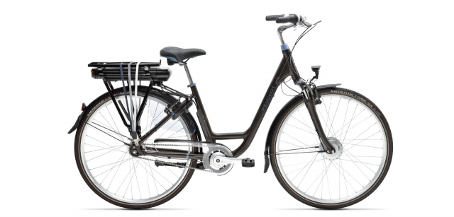 Electric city bike Peugeot eC03 N7 14 Ah