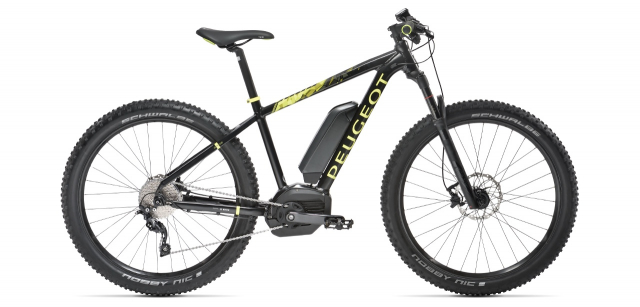 Electric mountain bike eM02 27,5+ SLX 10