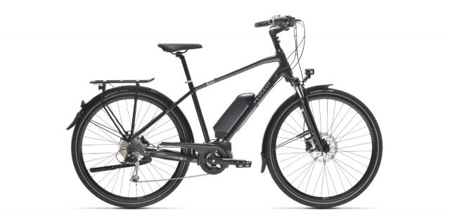 Vélo tout chemin électrique Peugeot eT01 D9