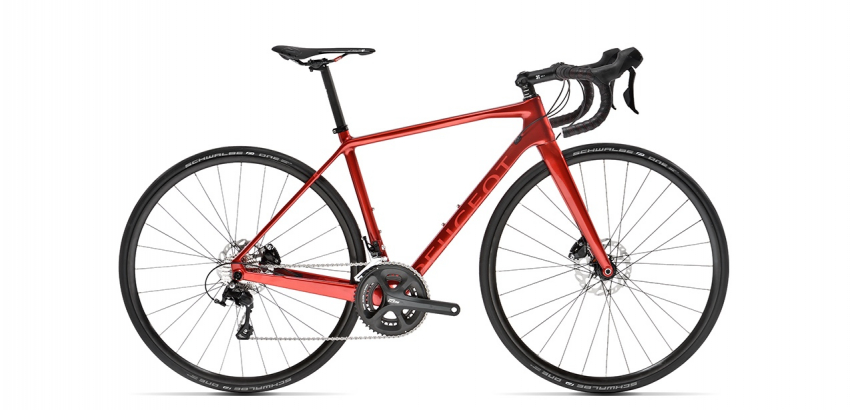 Road bike Peugeot R02 Carbon 105