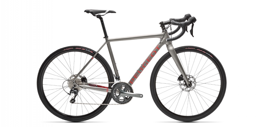 Road bike Peugeot R02 Gravel Tiagra