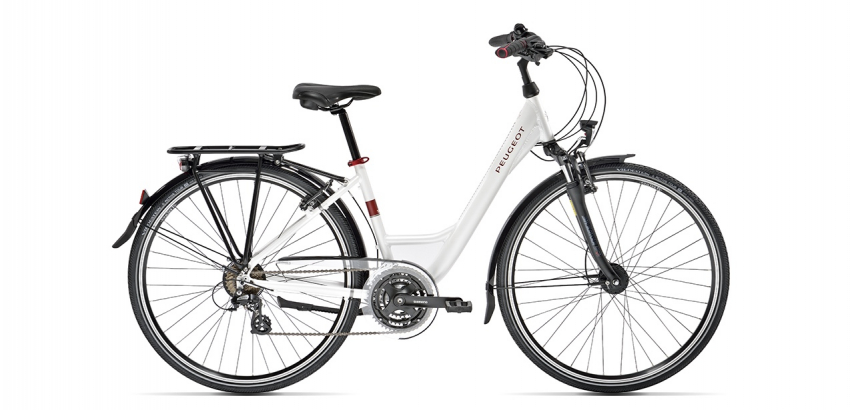 trekking bike Peugeot T03 D7 Wave