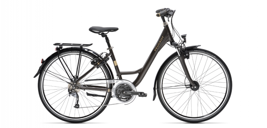 trekking bike Peugeot T03 D9 Wave 2017