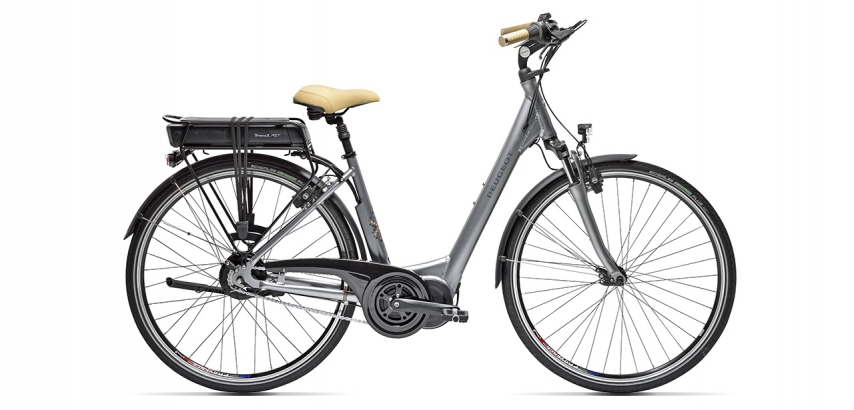 Electric city bike Peugeot eC02 N330