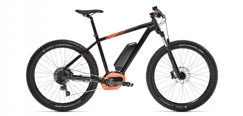 Electric mountain bike Peugeot eM02 27,5+ NX 11