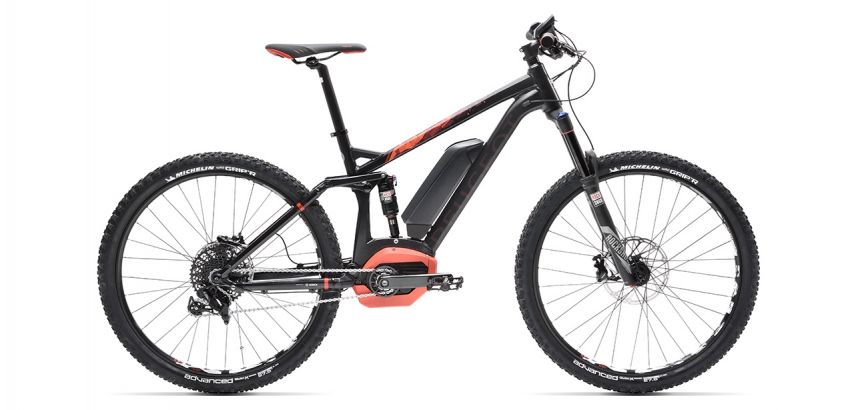 Electric mountain bikes Peugeot eM02 FS NX 11