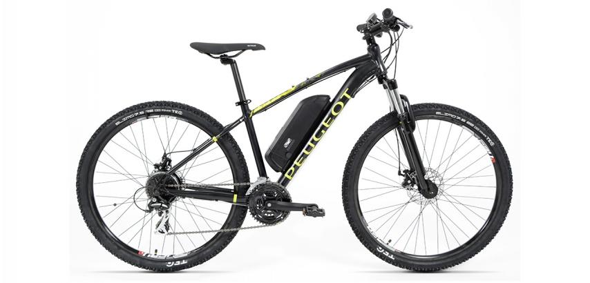 Electric mountain bike Peugeot eM03