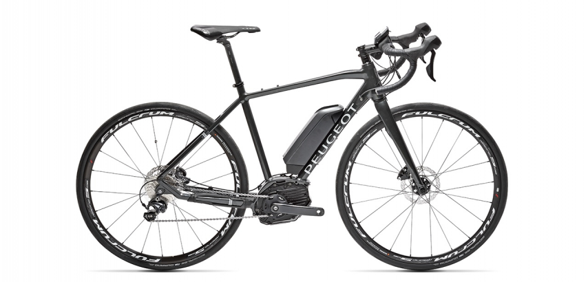 Electric road bike Peugeot eR02 Ultegra