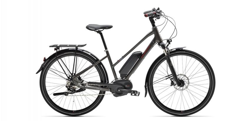 Mixte electric trekking bike eT01 XT 10