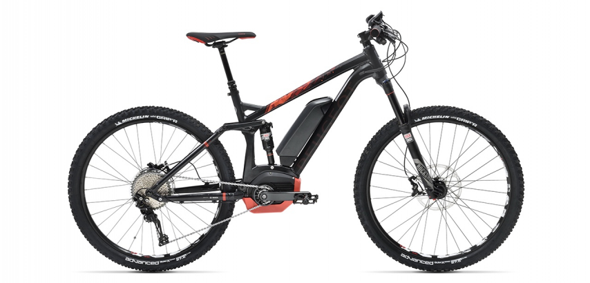 Electric mountain bikes Peugeot eM02 FS XT 11